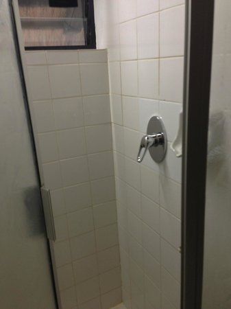 Berg-en-Dal: Bathroom - shower