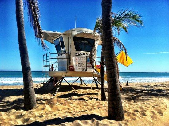 Beautiful Day at Las Olas Beach