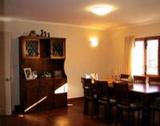 Greenacres B & B : Dining room