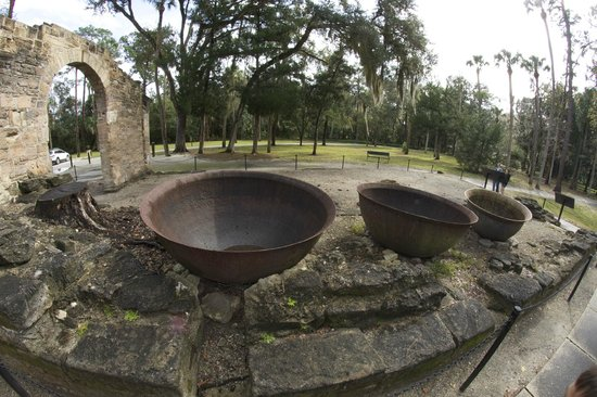 Sugar Mill Ruins: Bowl
