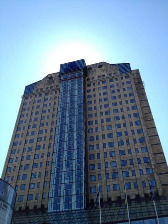 Scandic Triangeln: The hotel