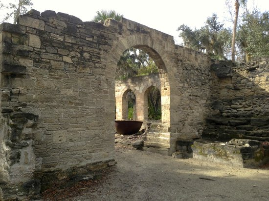 Sugar Mill Ruins: Main Building 6