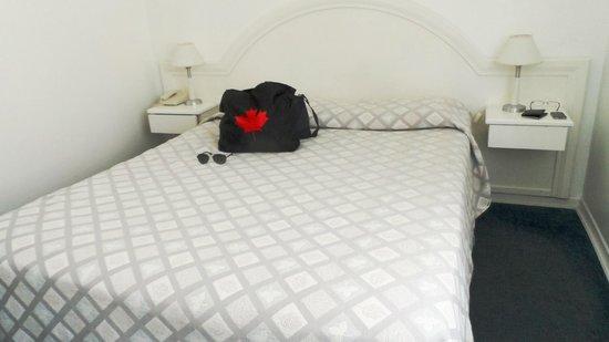 Hotel Aqua: quarto duplo standard