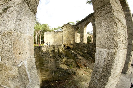Sugar Mill Ruins: Main Building 3