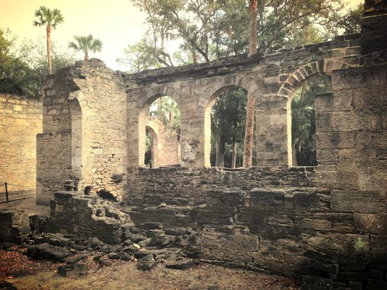 Sugar Mill Ruins: Main Building 2
