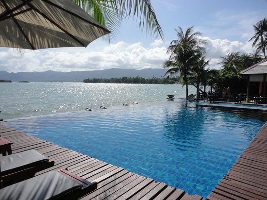 Baan Haad Ngam Boutique Resort & Villas: Swimming Pool