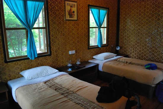 Princess Garden Hotel: Twin bungalow