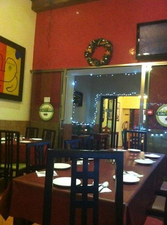 El Chile Habanero Restaurante : El Chile Abanero