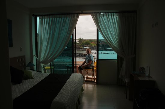 Hotel Solymar: Zimmer 208