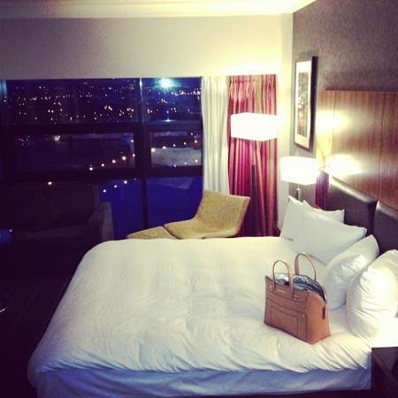 Hilton Belfast: luxury