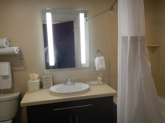 Staybridge Suites Las Vegas: Bathroom