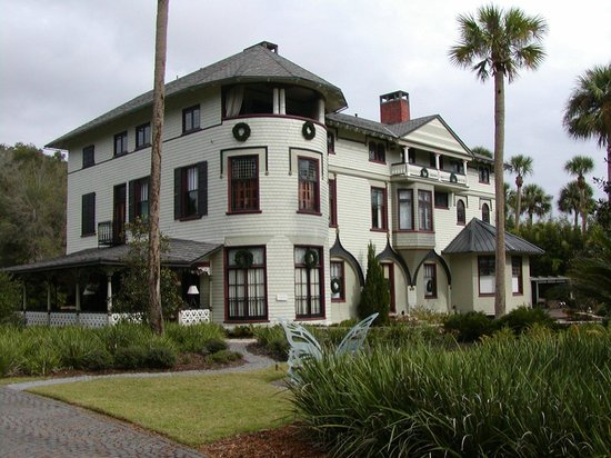 DeLand, FL: Stetson Mansion 12/12/12
