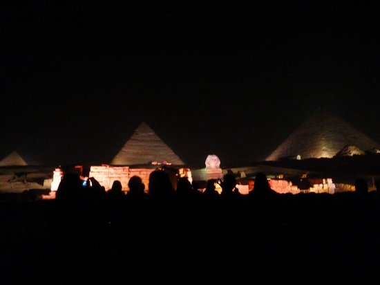 Ramasside Tours - Day Tours: The Sound and Light Show
