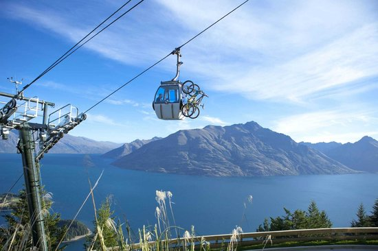 Skyline Queenstown - Mountain Biking