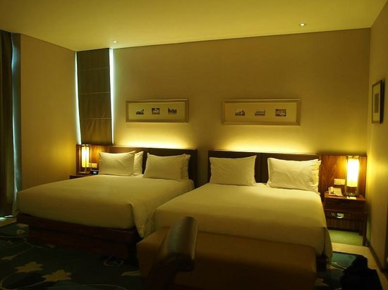 Hilton Bandung: Bedroom Executive Plus
