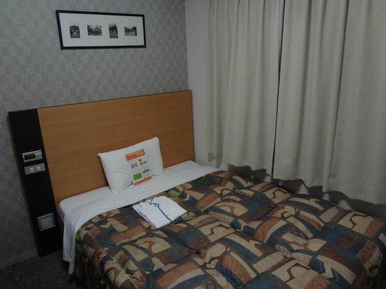 Comfort Hotel Narita: 部屋内の様子