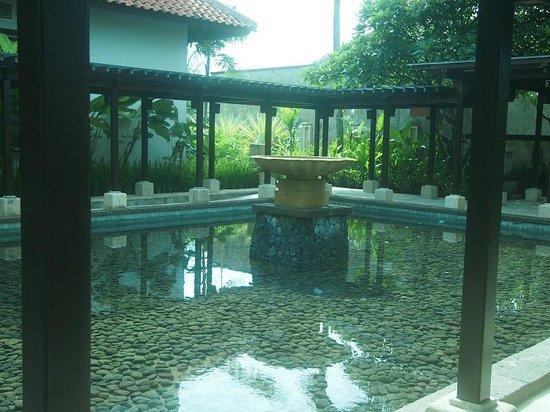 Conrad Bali: Stress Free area