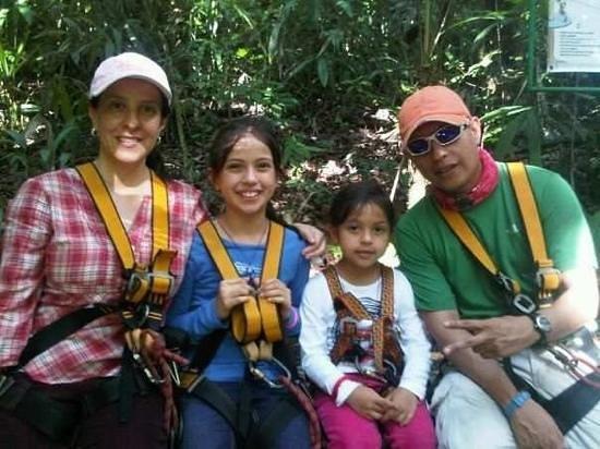 Ixpanpajul Nature Park: canopy