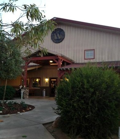 Wiens Family Cellars - Winery: Wiens Winery Tasting Room Front Entrance