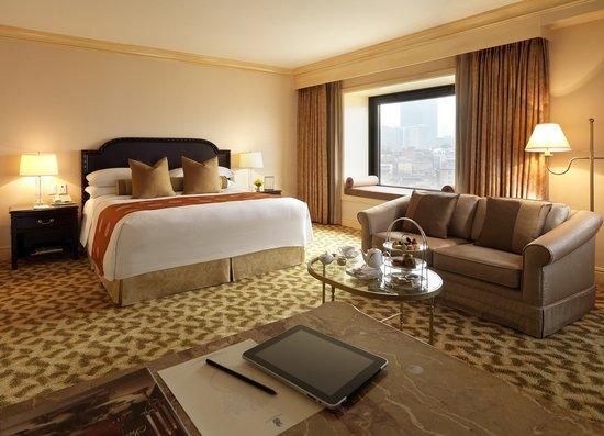 The Ritz-Carlton, Seoul: Corner Deluxe