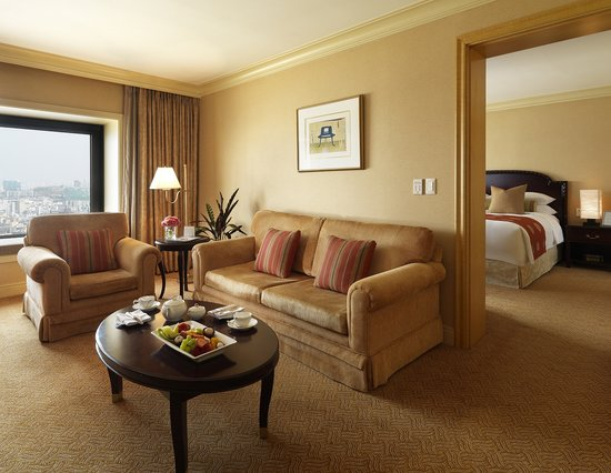 The Ritz-Carlton, Seoul: Premier Suite