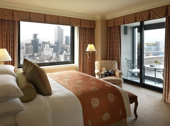 The Ritz-Carlton, Seoul: Executive Suite