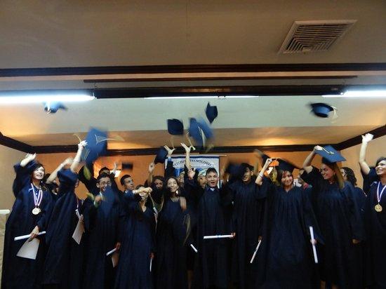 Clarion Suites Mediterraneo: graduacion