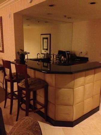Monte Carlo Resort & Casino: kitchen area:)