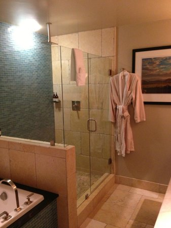 North Block Hotel: Shower