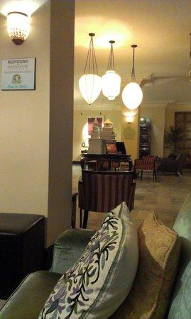 Hotel Carlton, a Joie de Vivre hotel: Lobby