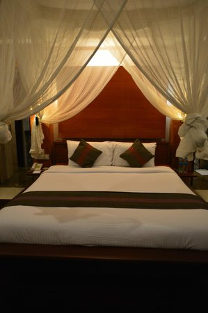 Pat-Mase, Villas at Jimbaran: Room...so romantic