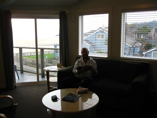 Land's End at Cannon Beach: Comfy room