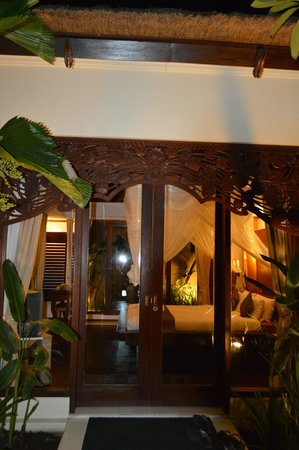 Pat-Mase, Villas at Jimbaran: Villa view
