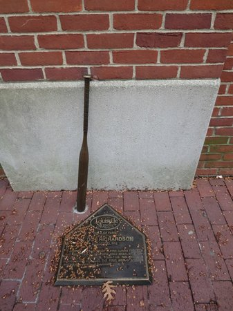 West Main Historic District: Louisville slugger factory