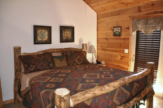 Great Branson Cabins: Moose Hollow Fish Room