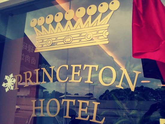 Princeton Hotel: the hotel