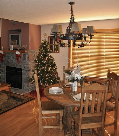 Great Branson Cabins: Great decorations in White Tail