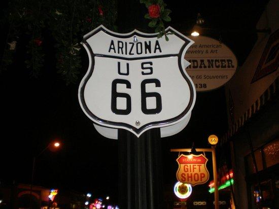 Rodeway Inn & Suites Downtowner-Rte 66: Route 66
