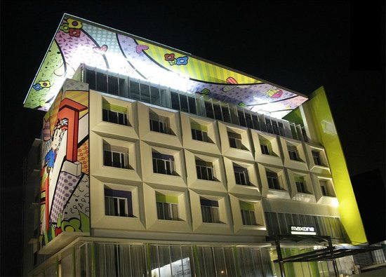 MaxOneHotels @ Vivo Palembang: MaxOne Hotels