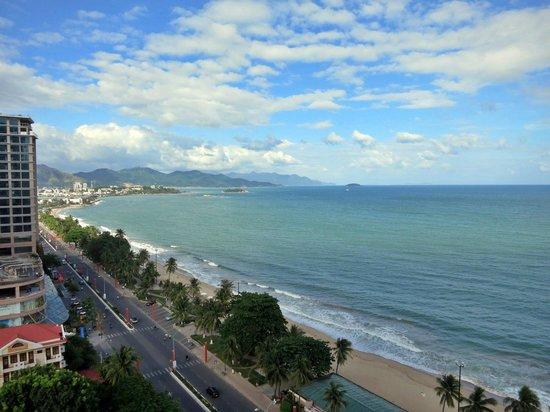 Sheraton Nha Trang Hotel and Spa: View from Suite