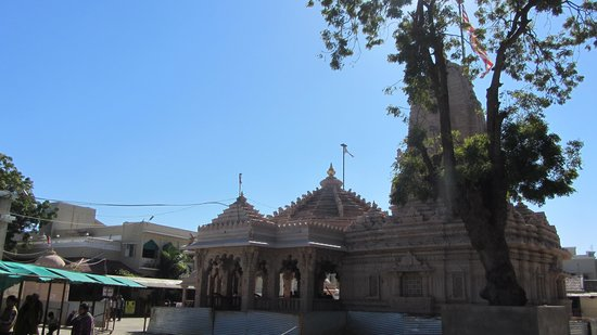 Bhuj, Indien: Temple