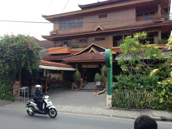 Green Garden Hotel: Green Garden