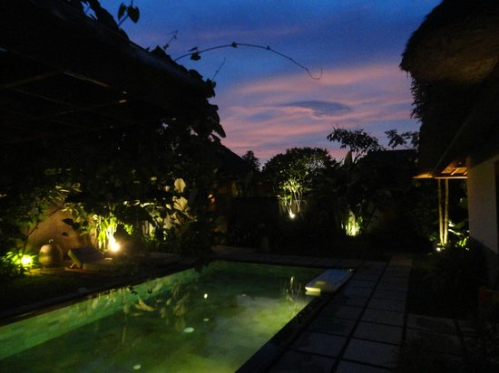 The One Boutique Villa: Beautiful sunsets