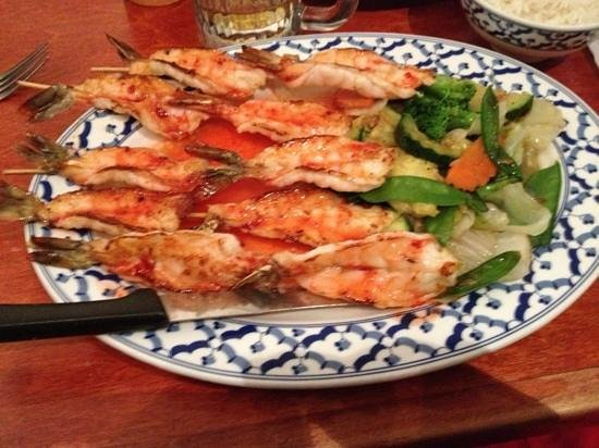 Thai-Am 2 : shrimp