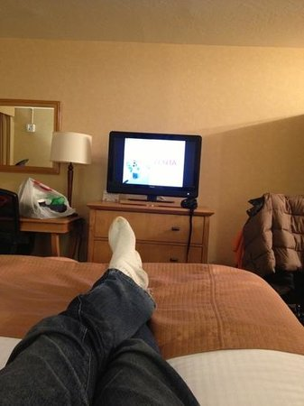 BEST WESTERN PLUS Pavilions: descansando