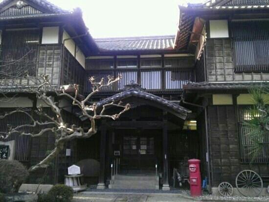 Matsusaka City History and Folklore Museum : Museum of history and folklore