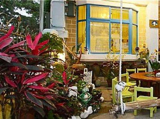 KalianCO: 入口庭園