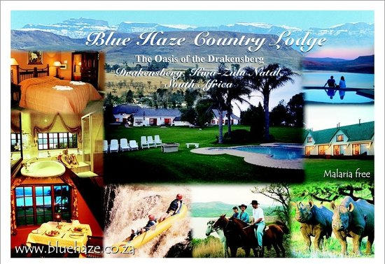 Blue Haze Country Lodge: General