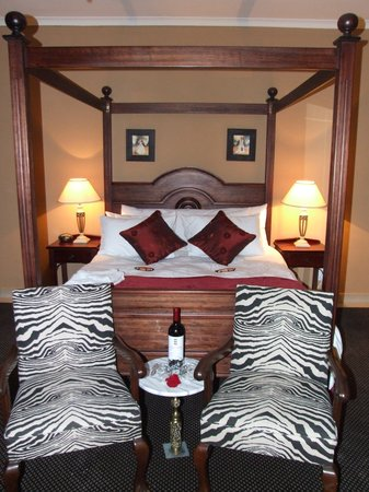 Blue Haze Country Lodge: Premier suite
