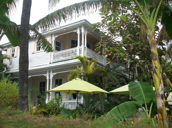 Southernmost Point Guest House: the house